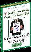 Teacher Resume and Cover Letter Writing Tips