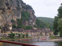 Roque Saint-Christophe Fort et Cite Troglodytiques - Peyzac-le-Moustier - France