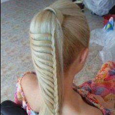 not going to lie, this is amazing! i wanna do this to my hair