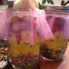 15 diy easter basket ideas that will have you hoppin easter mason jar easter baskets negle Image collections