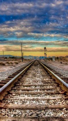 Railroad  source Flickr.com