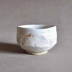 Vintage Japanese Shino Tea Bowl
