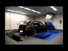 Mann Engineering Dyno Tuning Customer's 2006 Subaru WRX