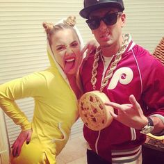 Jesse finished shooting the #CookieDance video!! Shout out to Miley Cyrus for stopping by.