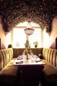 Restaurant Atelier, Sweden   at the fourth floor of Hotel Pigalle in Gothenburg
