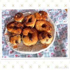 想像以上に美味しくて、よろしくお願いします。良かった〜。 - 8件のもぐもぐ - リメイク黒豆ドーナツ by yumiko