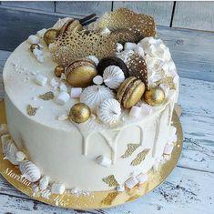 Cake Icing, Buttercream Cake, Fondant Cakes, Cupcake Cakes, Bolos Naked Cake, Naked Cakes, Beautiful Cakes, Amazing Cakes, Picnics