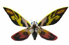 Bandai Tamashii Nations S.H. MonsterArts Mothra Action Figure - available at http://www.yutoys.com
