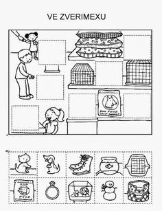 Z internetu - Sisa Stipa - Picasa Web Albums Preschool Worksheets, Preschool Activities, Hidden Pictures Printables, Sudoku, Picture Mix, Autistic Children, Cut And Paste, Thinking Skills, Fun At Work