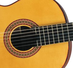 The FF guitar is one of Manuel Rodriguez's most popular flamenco models