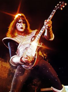 """The God Of Thunder photo """"Alive II Photo Session, San Diego Sports Arena, San Diego, California, August 19, 1977"""""""