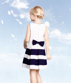 Take a look at the timelessly elegant collections of baby, toddler and kids clothes, shoes and accessories that Jacadi designed for children of all ages. Day Dresses, Girls Dresses, Summer Dresses, Mister And Misses, Twin Girls, Kind Mode, Kids Outfits, Girl Fashion, Jacadi