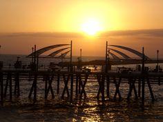 Redondo Beach Pier, California