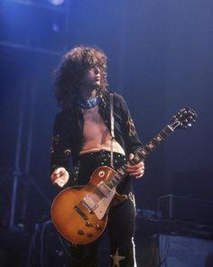 Led Zeppelin - Jimmy Page                                                                                                                                                                                 Plus