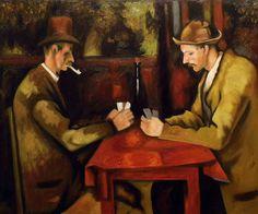 Cezanne - Card Players