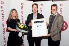 NYHED  Offentlig kommunikation:   Dansk politi vinder i Bedst på Nettet