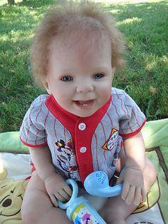 Reborn boy toddler doll *Alex*