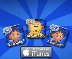 Fun Educational Apps website