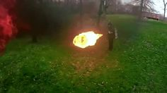 You Can Buy This Ridiculous Flamethrower If You Are an Insane Person