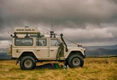 Land Rover Defender 110 Sw Se Adventure and Explorer. The best tent for sleeping. Land Rover Defender 110, Defender 90, Land Rovers, Off Roaders, Best 4x4, Bug Out Vehicle, Off Road Adventure, Expedition Vehicle, Vw Bus