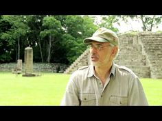 Honduras - Arqueologo Ricardo Agurcia, descubridor del Templo Rosalila, comenta sobre las Ruinas Mayas de Copan / suchitoto.tours@gmail.com