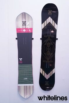 2017-2018 Snowboard Product Preview From Avant Premi...