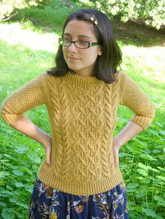 Beatnik knit by visionsjohanna85, via Flickr