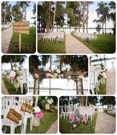 Wedding: Rachael & Eric |Paradise Cove | Orlando Wedding Photographer  #ParadiseCove #weddingphotography  All photos by Kim Truelove Photography www.KimTruelovePhotography.com