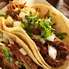 Image result for Slow Cooker Mexican Pulled Pork Tacos