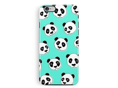This pop-of-color phone case.   22 Adorable Things You Need If You Love Pandas