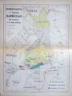 Topelius Maamme Kirja 1905 Suomen Kartta Kirjat Gotlanti