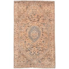 Add the stylish look of a medallion corners pattern to your home with this Persian Shiraz Qashqai Beige Wool Rug. Made of wool with a hand-knotted construction, this traditional rug has a stunning ivory look that will complement your interior decor.