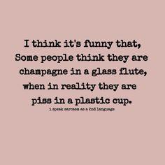 Piss in a plastic cup bahahahahaha