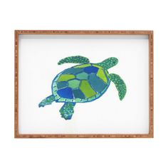 Sea Turtle by Laura