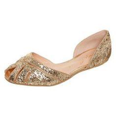 Luiza Barcelos sparkle flats just because I can give them to you.