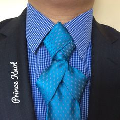 Prince Knot created by Noel Junio. It is a combination of Samuel and Trixie Knot. | See more about Noel, Knot and Prince.
