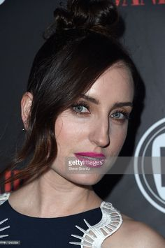 Actress Zoe Lister-Jones attends Vanity Fair and FIAT Young Hollywood Celebration at Chateau Marmont on February 23, 2016 in Los Angeles, California.