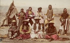 absorkee apsaalooka   Flickriver: Photoset 'Native Peoples of Northern Great Plains, Montana ...