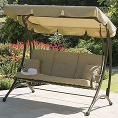 Transcontinental Group Ferndown 3-Seat Swing with Cushions Trans Continental Group Ltd http://www.amazon.co.uk/dp/B00CXVH1FQ/ref=cm_sw_r_pi_dp_JYKqvb0PNQA2F