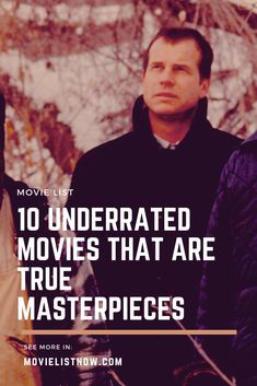10 Underrated Movies That Are True Masterpieces – Movie List Now – wanderlust Best Movies List, Great Movies To Watch, Netflix Movies To Watch, Best Action Movies, Movie To Watch List, Tv Series To Watch, Be With You Movie, Movie List, Movies Must See