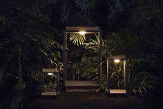 Mr. & Mrs. Solar, de nieuwe collectie buitenlampen van Suns. Coco behoort ook zeker tot die collectie, Coco krijgt graag zonlicht binnen zodat zij de de gehele avond jouw lichtpuntje is in donkere dagen.