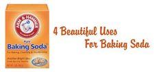 baking soda beauty aid