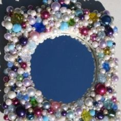 Jewelry craft...I love the pearlies.