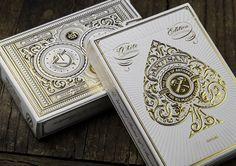 Artisan Playing Cards on Behance