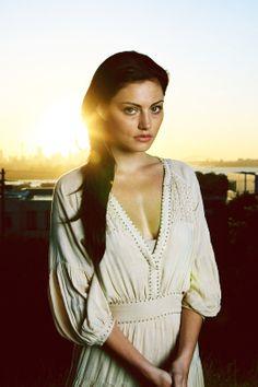 Phoebe Tonkin The Vampire Diaries