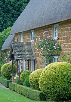 Wroxton Cottages, Oxfordshire