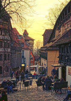 Nürnberg (Bayern). I miss this lifestyle.. I so agree!!