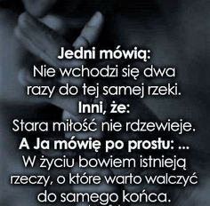 Love Life, My Life, Motto, Life Lessons, Sad, Thoughts, Words, Quotes, Polish