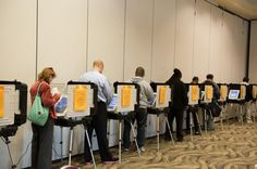 """This Election Day Connecticut voters will consider a ballot question to amend the Connecticut Constitution. A """"yes"""" vote will enact a lockbox to protect Election Process, Election Day, 2016 Election, What Is Shape, Electronic Voting, Early Voting, Super Tuesday, Right To Vote"""