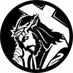 Jesus carrying the cross vector - Free vector image in AI and EPS format. Cross Clipart, Arte Game Of Thrones, Jesus Drawings, Jesus On The Cross, Scroll Saw Patterns, Wood Patterns, Pyrography, Metal Wall Art, Airbrush Art
